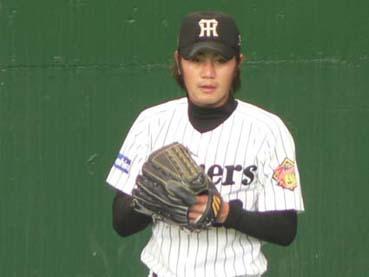 虎・健・仁・佑・篤 | 2005秋季キャンプ・金澤健人